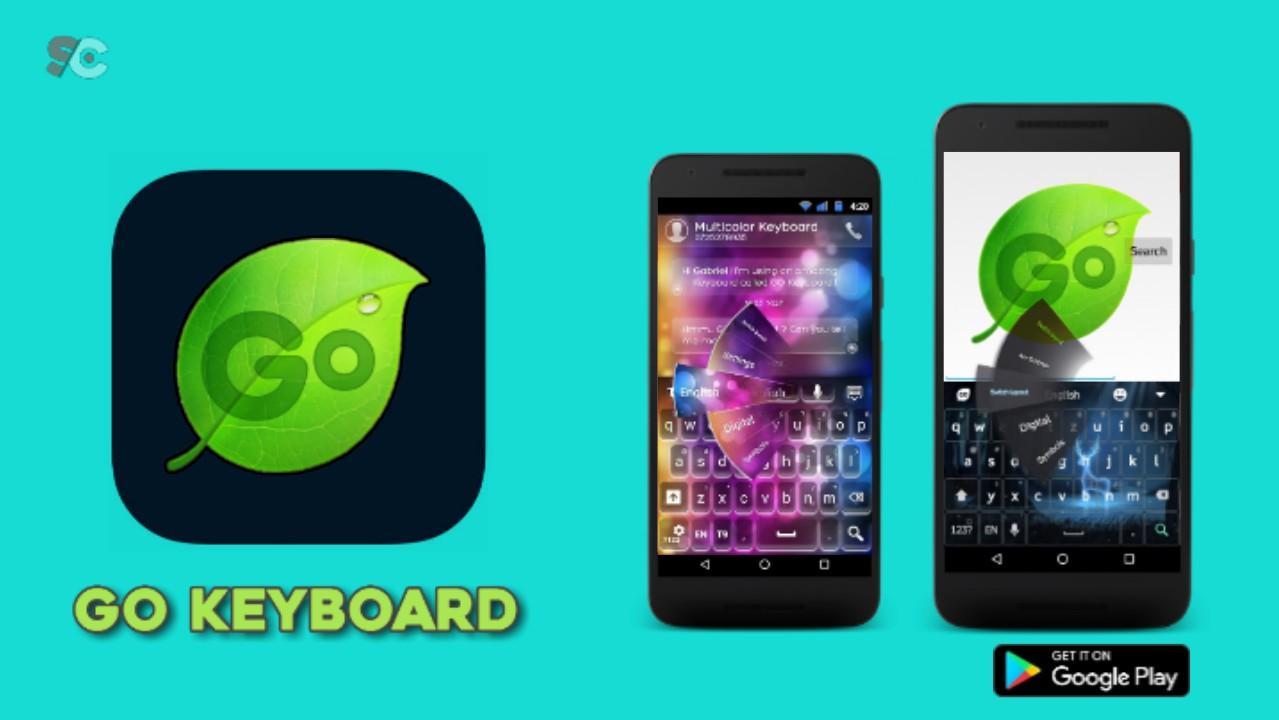 Aplikasi keyboard go android terbaru