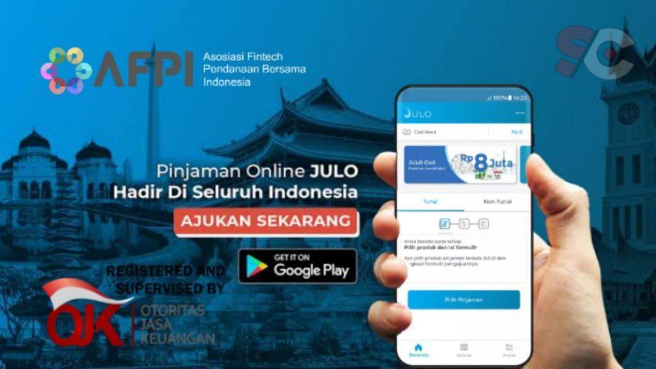 aplikasi pinjaman Julo