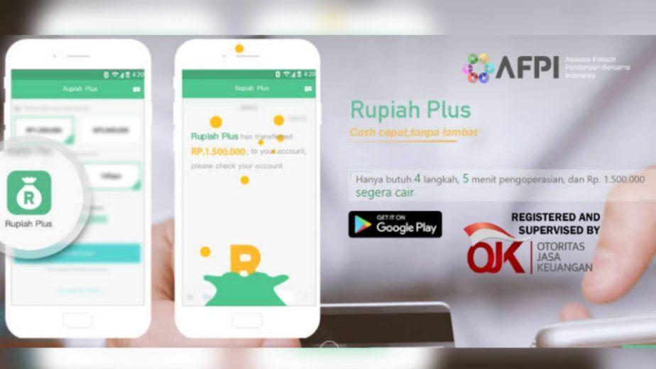 pinjaman online rupiah plus