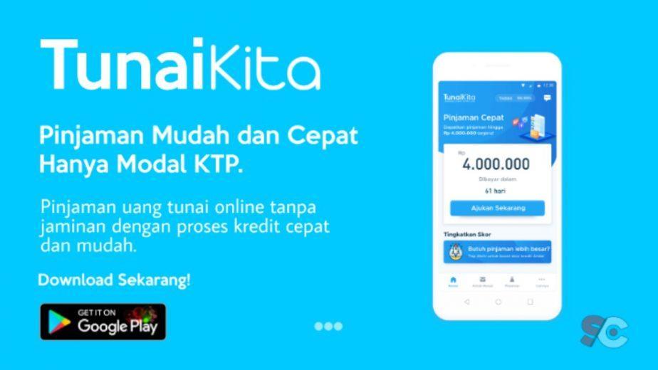 aplikasi pinjaman online tunai kita