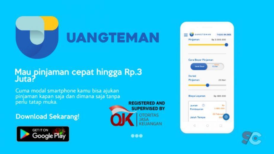 aplikasi pinjaman online uang teman