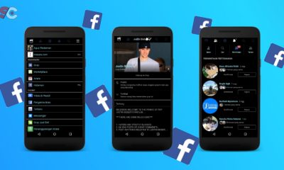 Download Facebook Dark Mode Apk Terbaru