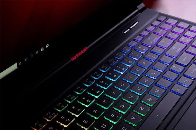 Keyboard RGB Laptop Gaming