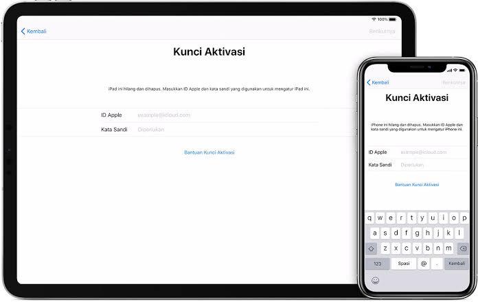 Panduan Pemulihan Kunci Aktivasi Apple