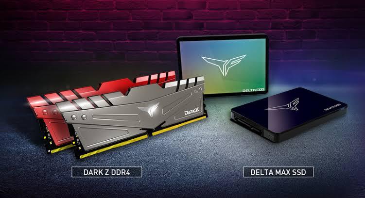 RAM dan SSD Laptop Gaming