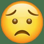 wajah khawatir