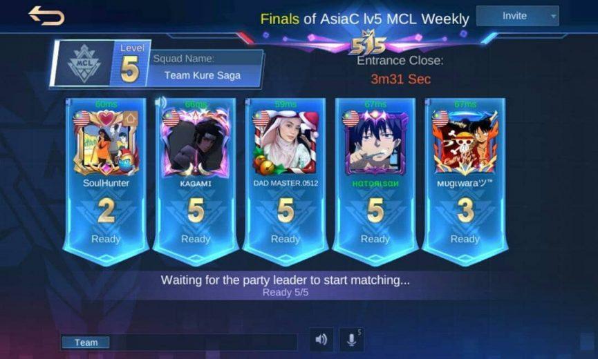 Team MCL