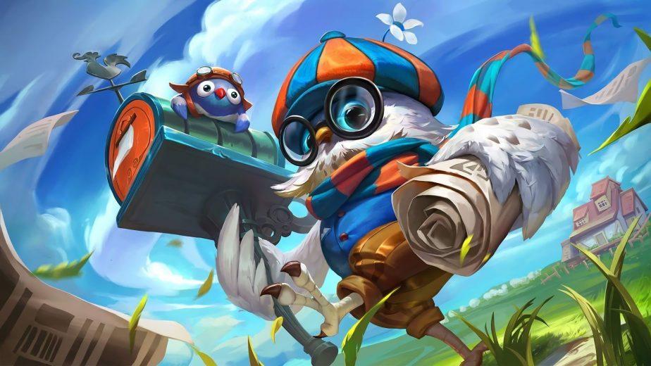 Hero Support Diggie Pigeoneer
