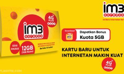cara upgrade 4G Indosat