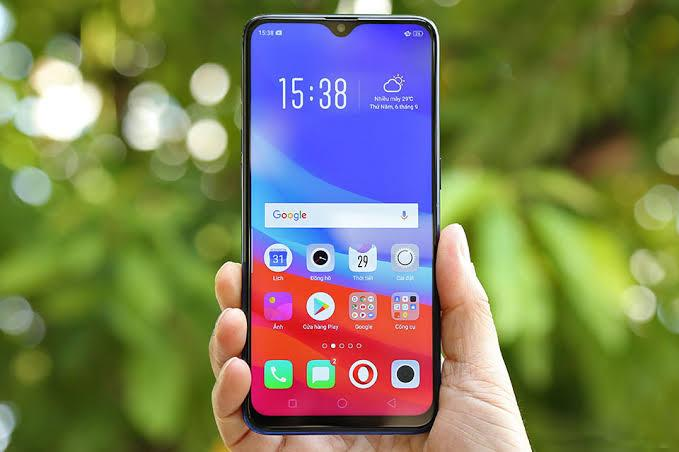 Review Oppo F9