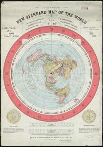Stationary earth