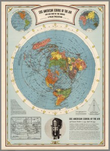 air age map