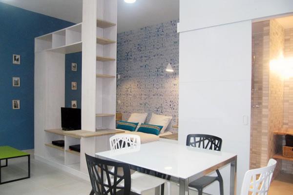 Location de meuble lyon  Meuble de salon contemporain