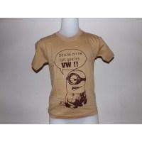 T-shirt VW aircooled pour passionné de Cox & Combi