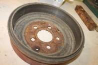 tambour de frein baywindow 1972
