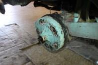 tambour de frein arrière droit