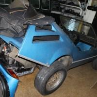 Buggy LM2 SOVRA et son faisceau électrique