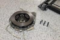 mécanisme d'embrayage 180 mm neuf