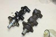 maitre-cylinde de frein avant après