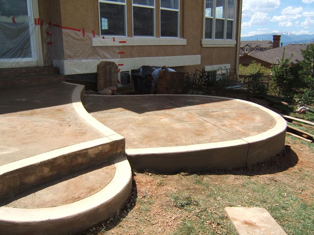 stamped concrete colorado springs