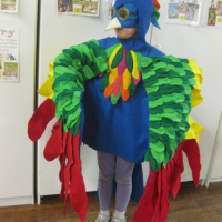 Bird Costume 2