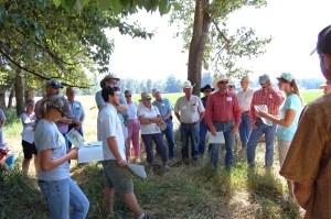 7-26-13 restoration tour_BrennemanSlough&DairyFarm
