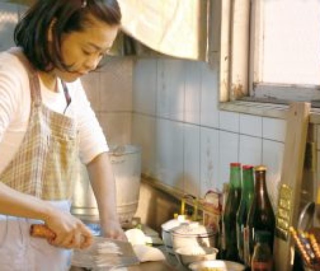 In This Japanese Drama Two Sisters Return To Their Old Family Home Which Is Set To Be Torn Down There Tae Hitoto Discovers A Box Containing Recipes And