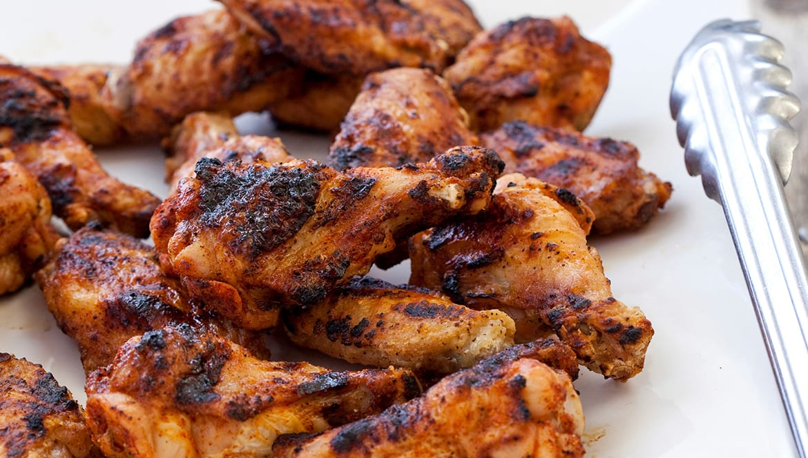 Recipe  Americas Test Kitchens Grilled Chicken Wings