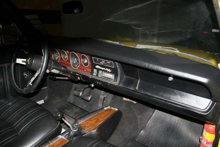Dodge Charger RT Este Cone Brasileiro Dos Muscle Cars