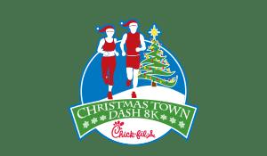 Christmas Town Dash 8K