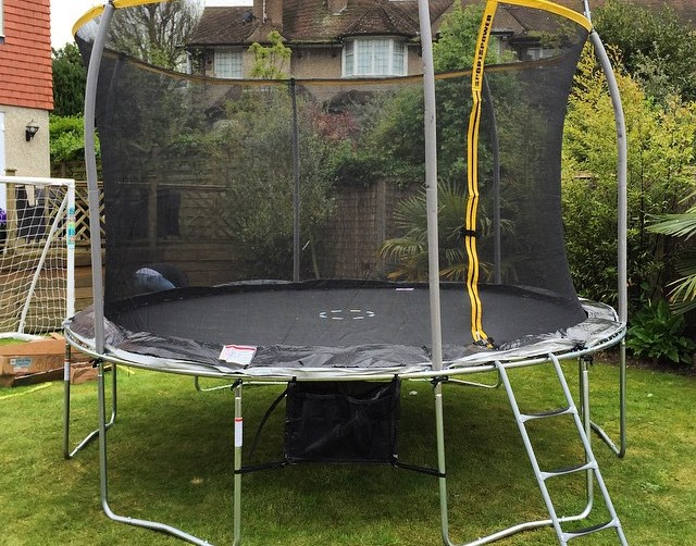 Trampoline Assembly Brighton, Hove, Worthing, Sussex by Flat Pack Dan