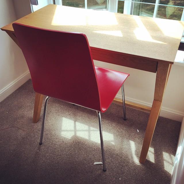 #Next #Desk assembly, Haywards Heath.