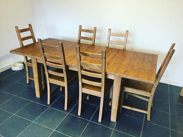 Dining Table 3 Seater