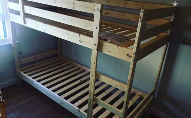 Ikea Mydal Bunk Beds Assembly Hove Sussex Flat Pack