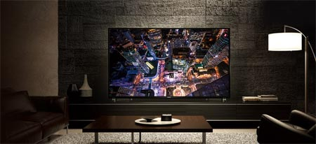 Panasonic 2016 TV lineup
