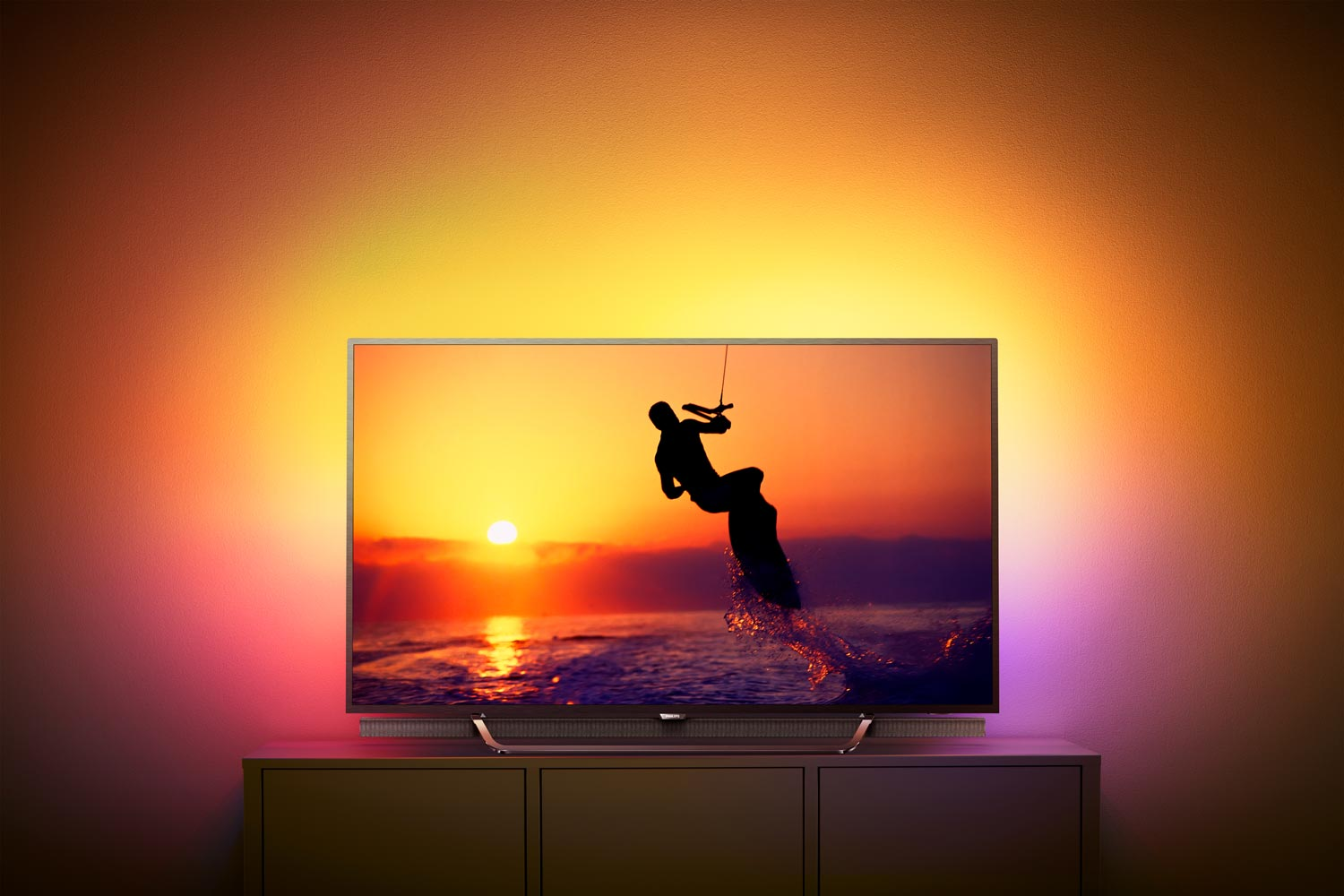 Philips unveils its first quantum dot LCD TV range with
