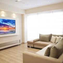 80 Inch Tv In Living Room Wall Shelf Unit Sharp S 2013 Line Up Flatpanelshd Tvs