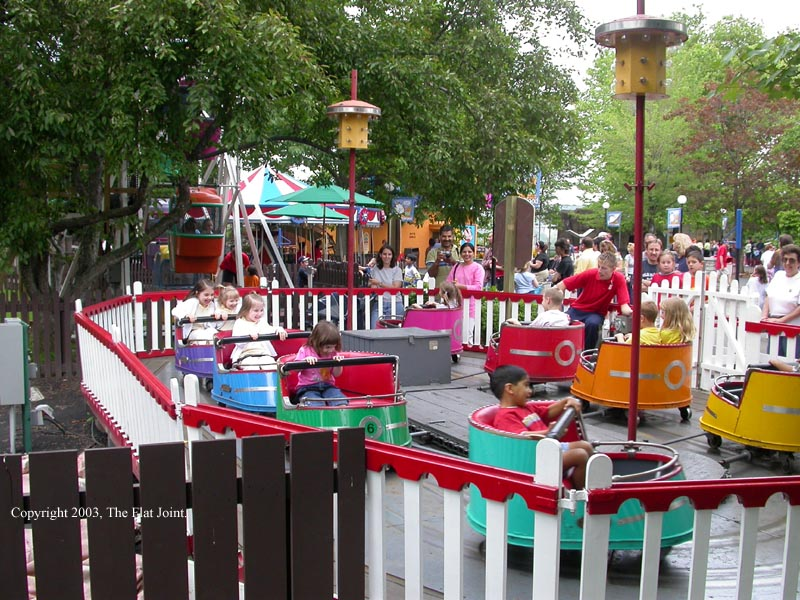 Kennywood Park West Mifflin