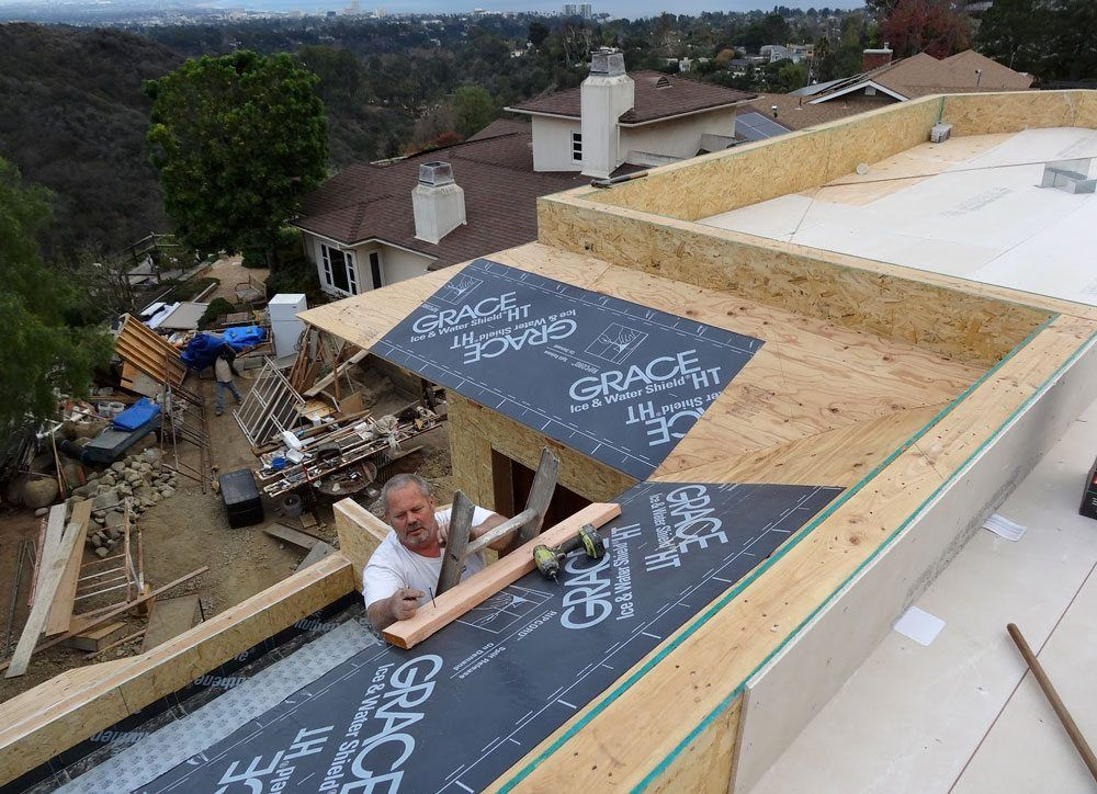 Image Result For Flat Roof Construction