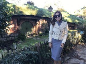 Hobbiton- Lord of The Rings Tour
