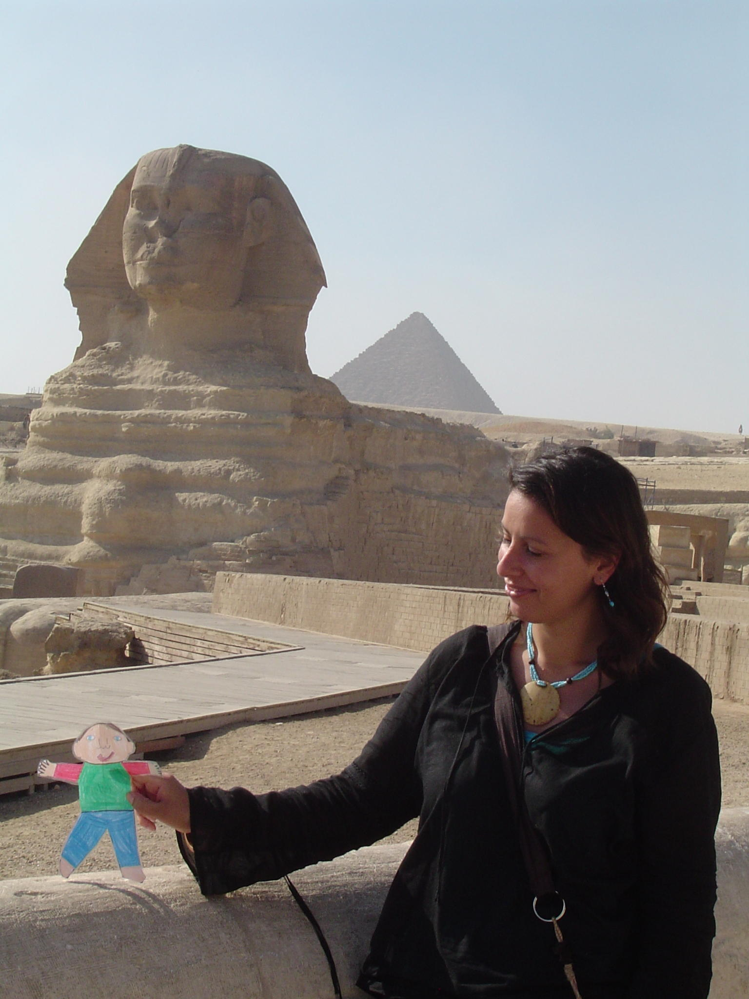 Flat Stanley And The Riddle Of The Sphinx