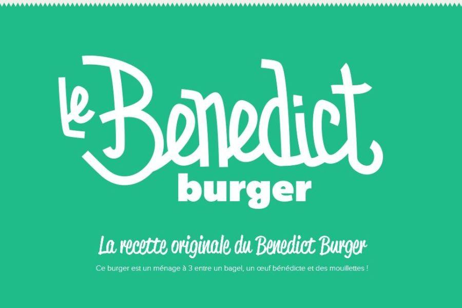 Benedict Burger
