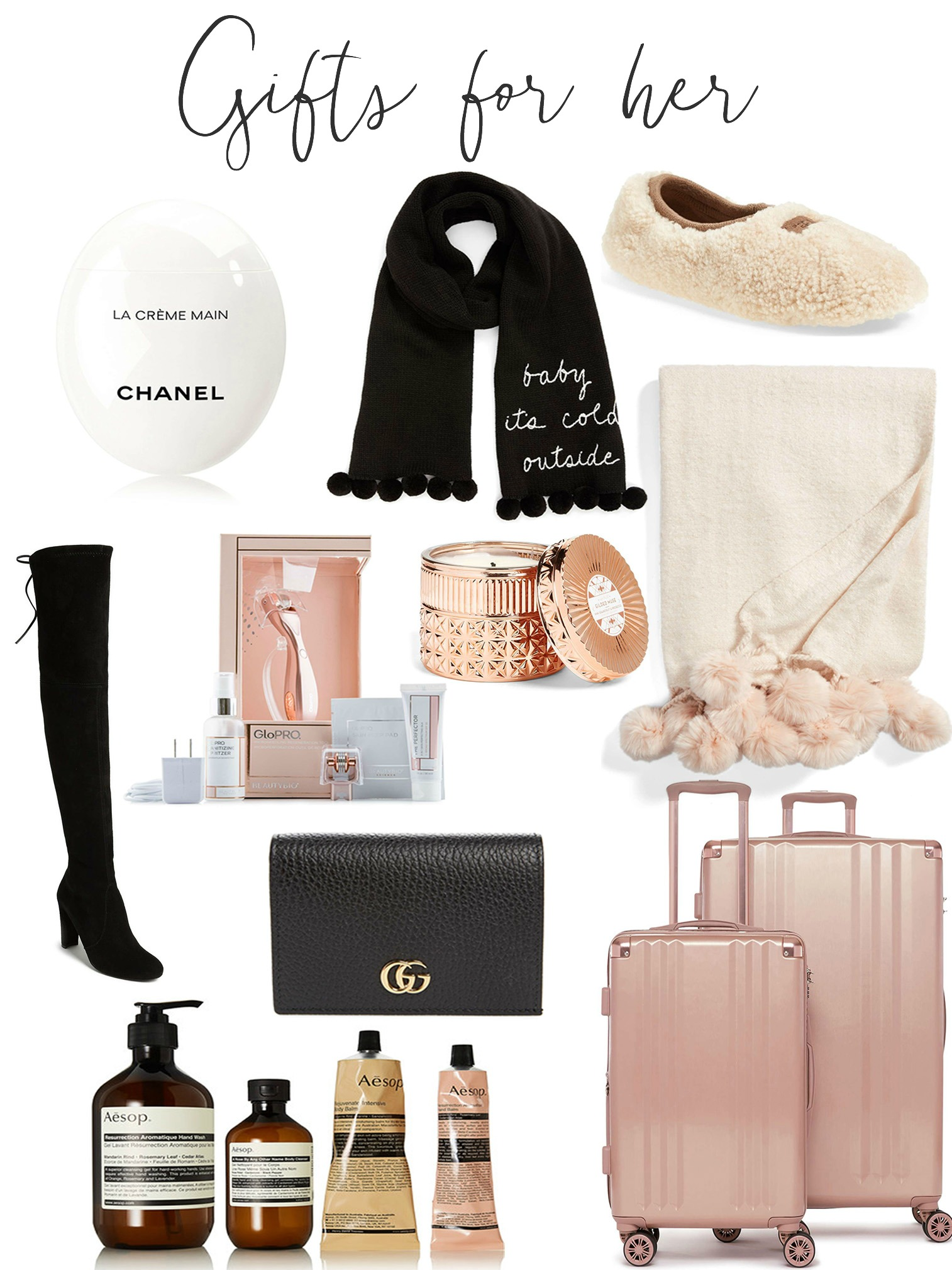 Gift guide for her | Houston fashion blogger