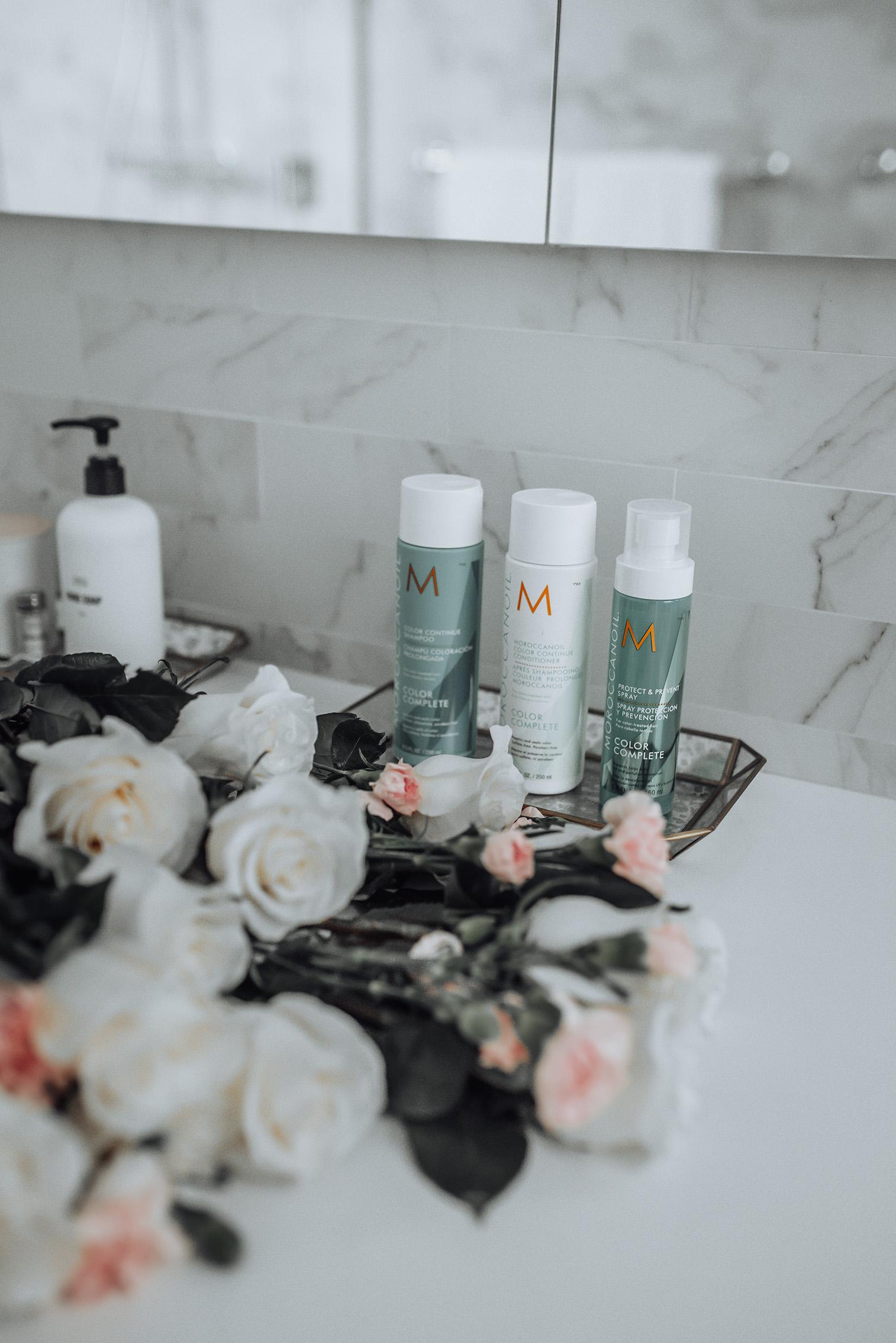 long lasting hair color   Color Continue Shampoo   Color Continue Conditioner   Protect & Prevent Spray