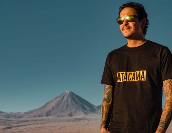T-shirt Atacama Reserva FlaviaBia Expediciones Atacama