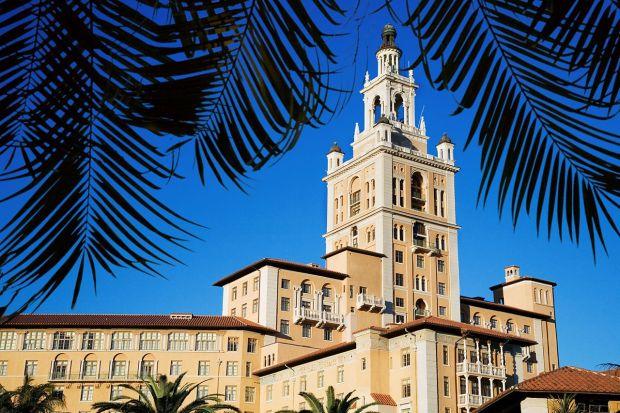 Miami - Biltmore hotel