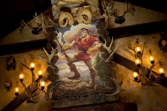 Disney Gaston