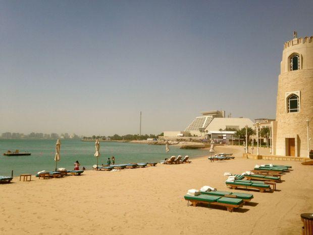 Four Seasons Doha Beach