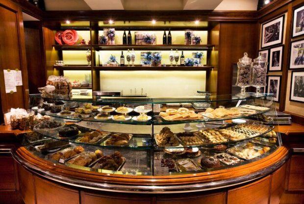 Firenze Caffe Giacosa
