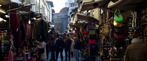 Firenze Mercato San Lorenzo